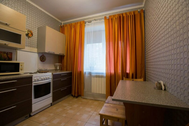 1-комн. квартира, 44 кв.м. на 4 человека, улица Ялагина, 13Б, Электросталь - Фотография 10