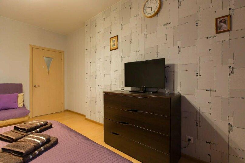 1-комн. квартира, 44 кв.м. на 4 человека, улица Ялагина, 13Б, Электросталь - Фотография 28