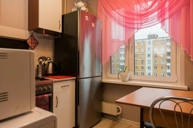 3-комн. квартира, 63 кв.м. на 8 человек, Первомайская улица, 06Б, Электросталь - Фотография 32