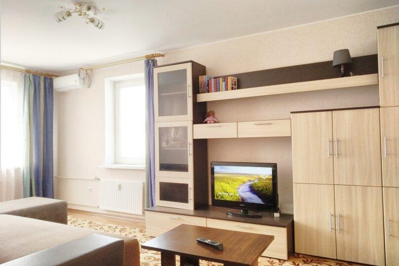 1-комн. квартира, 45 кв.м. на 4 человека, Анапское шоссе, 41Нк1, Новороссийск - Фотография 1