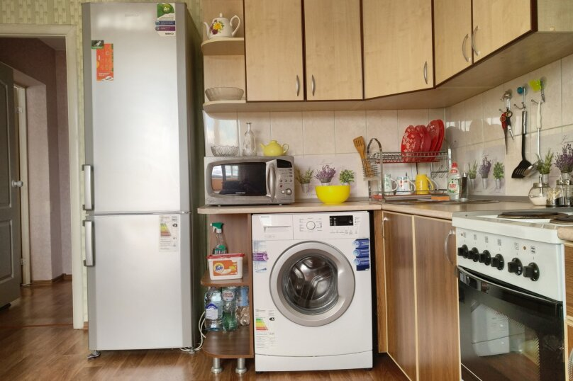 1-комн. квартира, 45 кв.м. на 4 человека, Анапское шоссе, 41Нк1, Новороссийск - Фотография 7