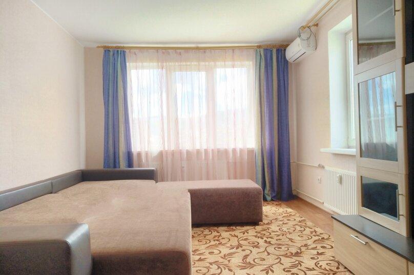 1-комн. квартира, 45 кв.м. на 4 человека, Анапское шоссе, 41Нк1, Новороссийск - Фотография 8