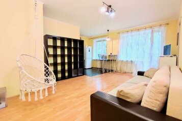 2-комн. квартира, 45 кв.м. на 5 человек, Волгоградский проспект, 57, Москва - Фотография 1