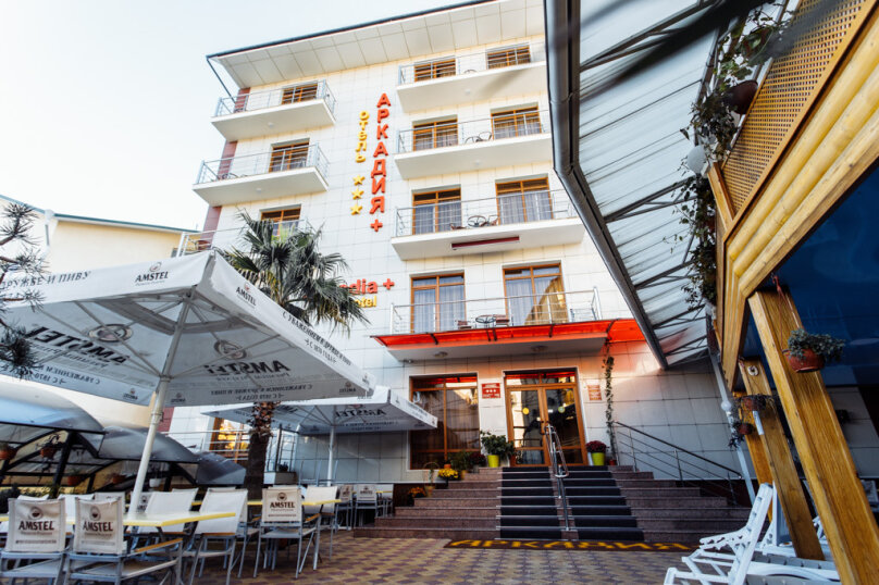 Отель  «Аркадия+», переулок Богдана Хмельницкого, 12 на 37 номеров - Фотография 16