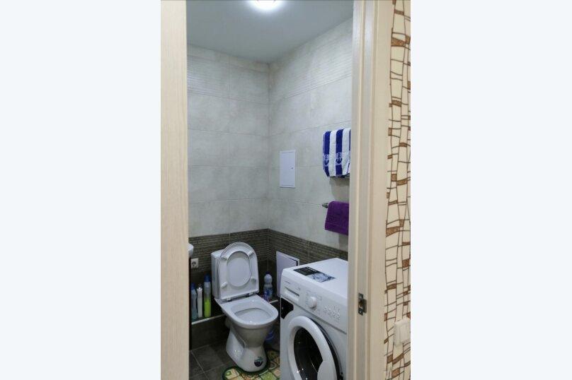 1-комн. квартира, 38 кв.м. на 4 человека, улица Пирогова, 1к6, Чебоксары - Фотография 6