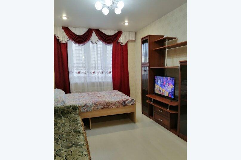 1-комн. квартира, 38 кв.м. на 4 человека, улица Пирогова, 1к6, Чебоксары - Фотография 7