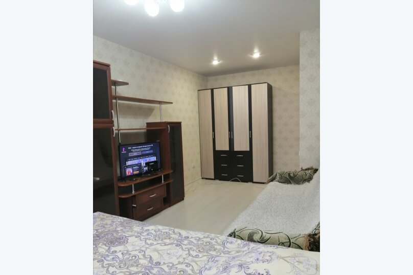 1-комн. квартира, 38 кв.м. на 4 человека, улица Пирогова, 1к6, Чебоксары - Фотография 8