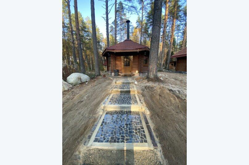 """Гостевой дом """"Pine Land"""", Суоярвская, 65 на 3 комнаты - Фотография 43"""
