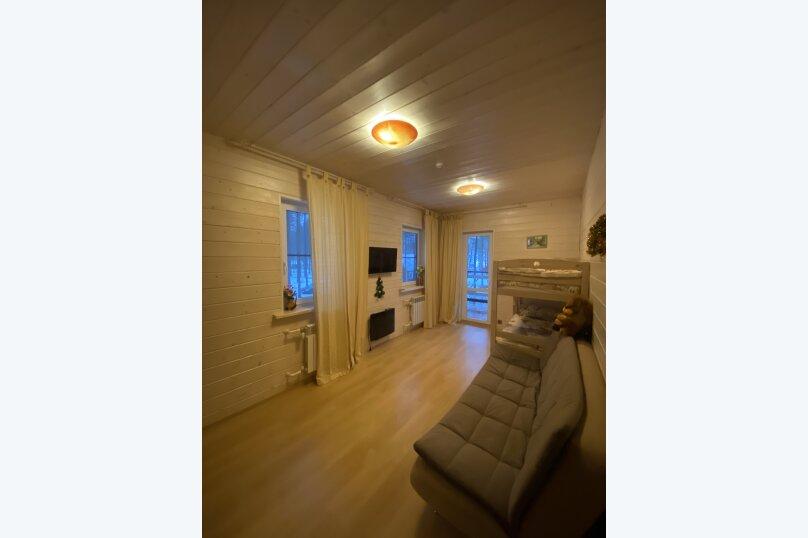 """Гостевой дом """"Pine Land"""", Суоярвская, 65 на 3 комнаты - Фотография 201"""