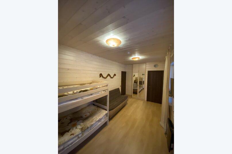 """Гостевой дом """"Pine Land"""", Суоярвская, 65 на 3 комнаты - Фотография 89"""