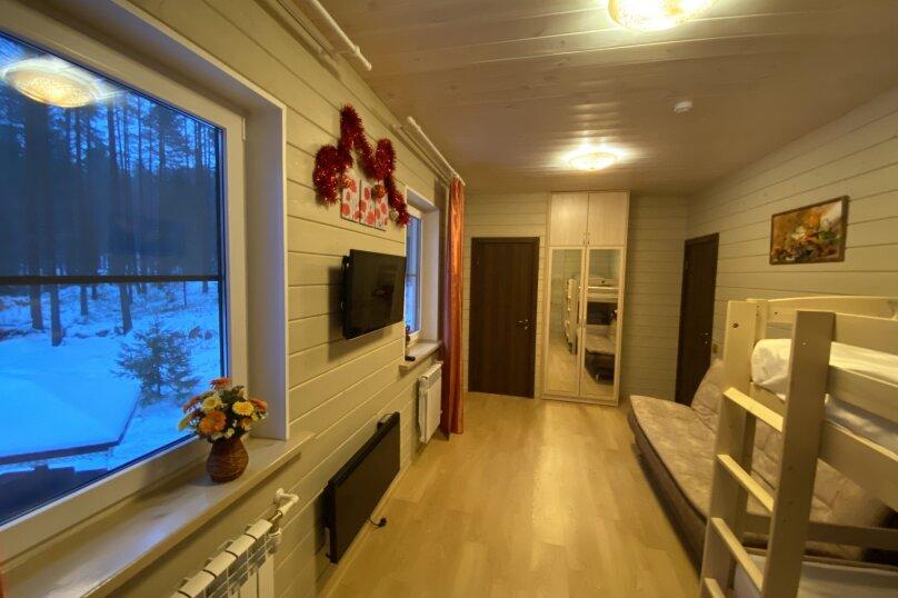 """Гостевой дом """"Pine Land"""", Суоярвская, 65 на 3 комнаты - Фотография 99"""