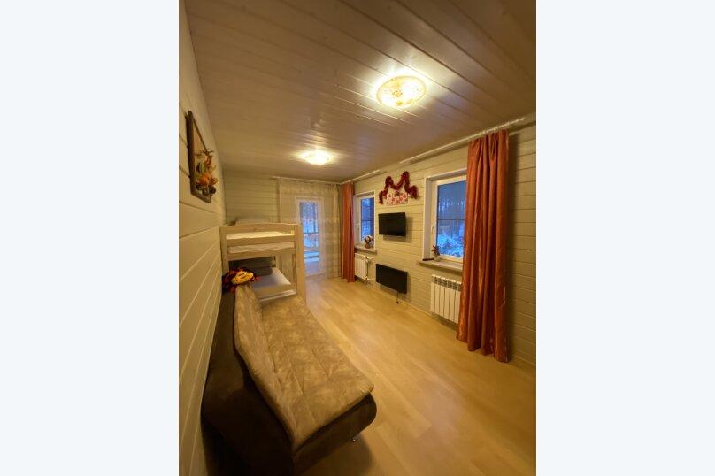 """Гостевой дом """"Pine Land"""", Суоярвская, 65 на 3 комнаты - Фотография 235"""