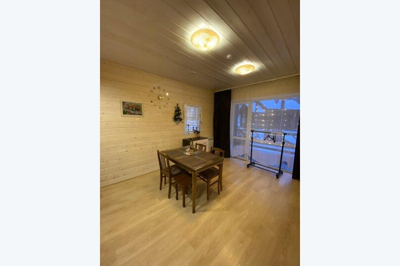 """Гостевой дом """"Pine Land"""", Суоярвская, 65 на 3 комнаты - Фотография 242"""