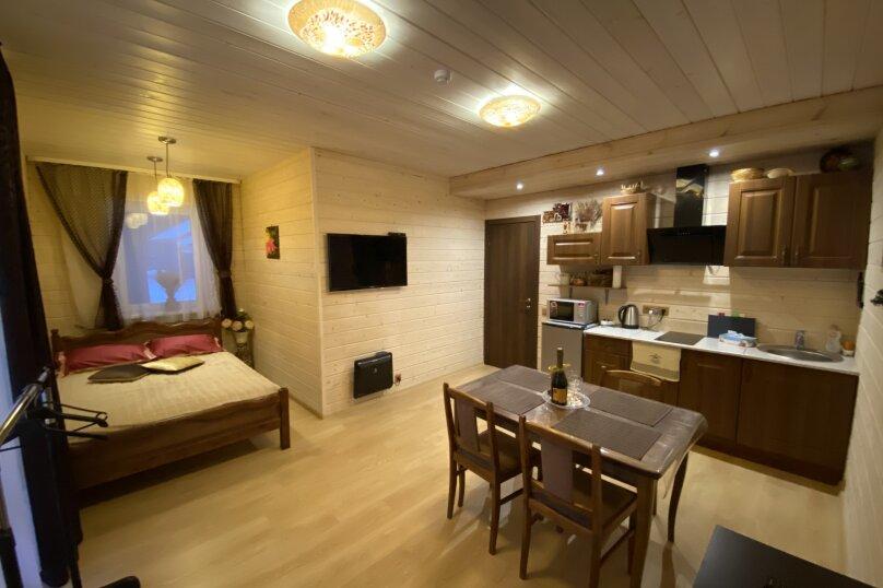 """Гостевой дом """"Pine Land"""", Суоярвская, 65 на 3 комнаты - Фотография 245"""