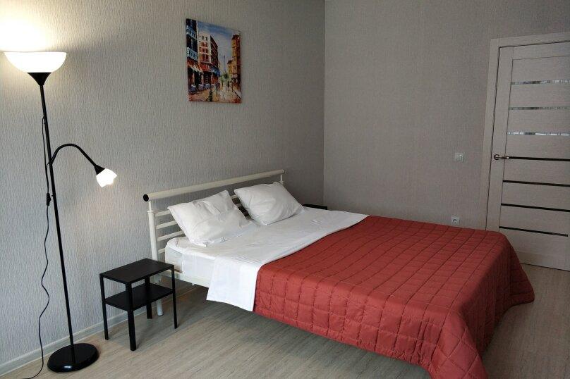 1-комн. квартира, 35 кв.м. на 4 человека, улица Евгении Жигуленко, 13, Краснодар - Фотография 2