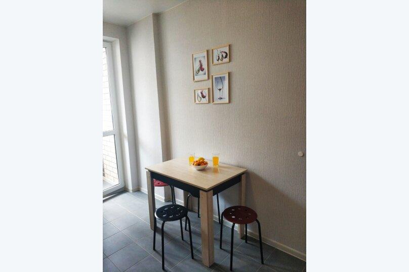 1-комн. квартира, 35 кв.м. на 4 человека, улица Евгении Жигуленко, 13, Краснодар - Фотография 4