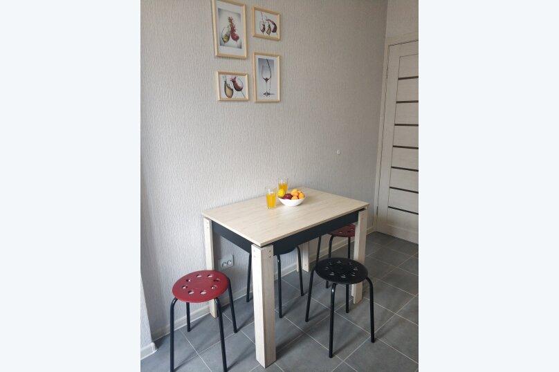 1-комн. квартира, 35 кв.м. на 4 человека, улица Евгении Жигуленко, 13, Краснодар - Фотография 5