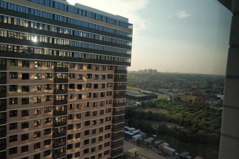 1-комн. квартира, 35 кв.м. на 4 человека, улица Евгении Жигуленко, 13, Краснодар - Фотография 13
