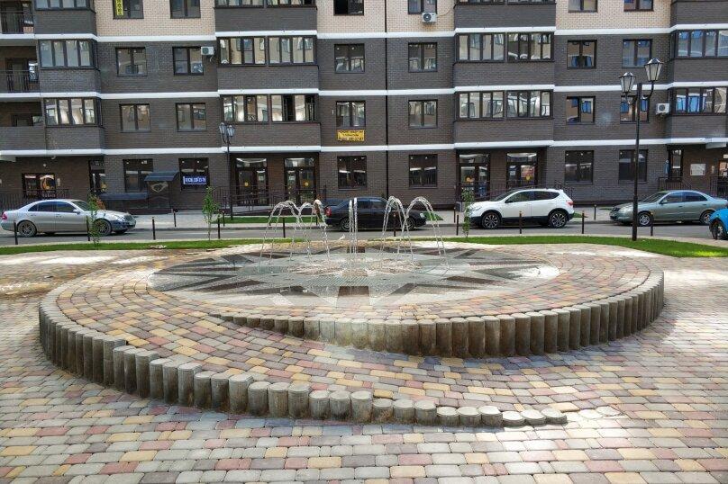 1-комн. квартира, 35 кв.м. на 4 человека, улица Евгении Жигуленко, 13, Краснодар - Фотография 14
