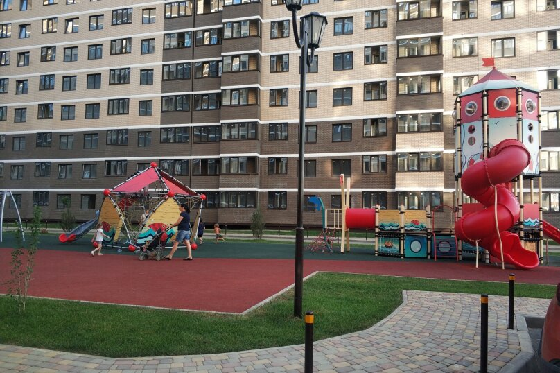 1-комн. квартира, 35 кв.м. на 4 человека, улица Евгении Жигуленко, 13, Краснодар - Фотография 15