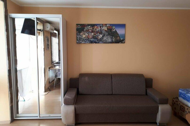 1-комн. квартира, 33 кв.м. на 4 человека, Луначарского, 5, Симферополь - Фотография 2