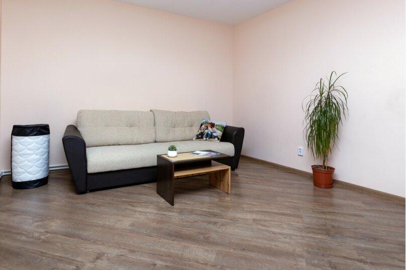 2-комн. квартира, 47 кв.м. на 4 человека, улица Урицкого, 54А, Переславль-Залесский - Фотография 2