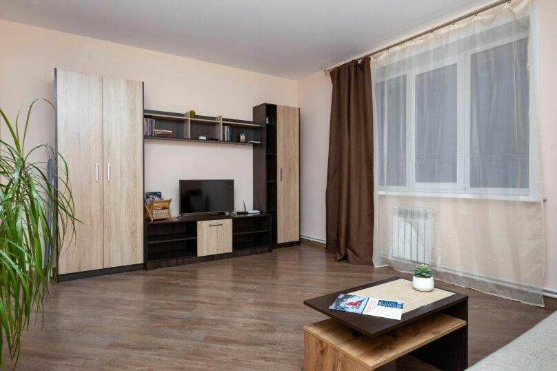 2-комн. квартира, 47 кв.м. на 4 человека, улица Урицкого, 54А, Переславль-Залесский - Фотография 6