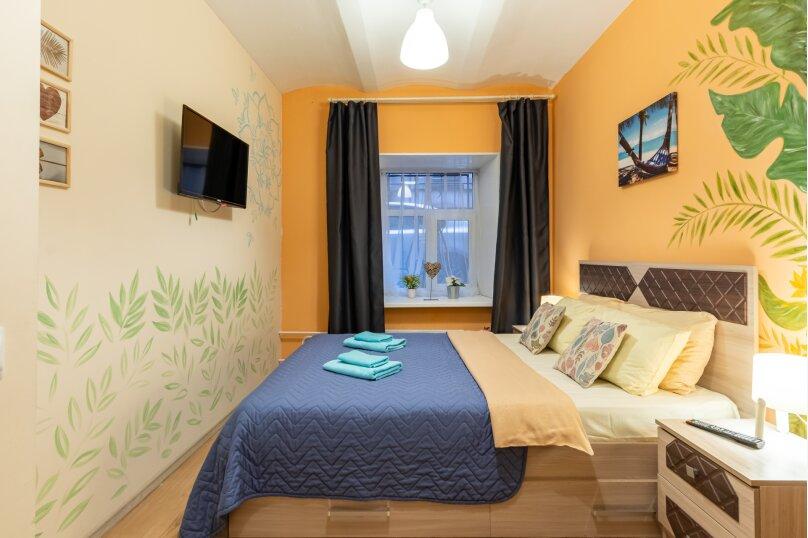 2-х местный номер с одной кроватью, Пушкинская улица, 8, Санкт-Петербург - Фотография 1