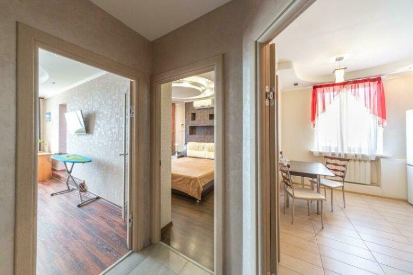 2-комн. квартира, 70 кв.м. на 6 человек, шоссе Космонавтов, 215, Пермь - Фотография 18