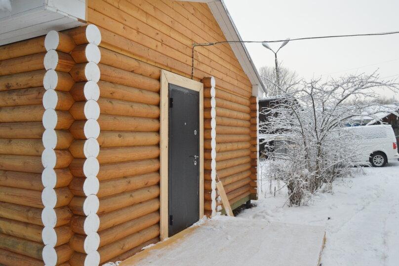 домик, карельская, 3 на 1 комнату - Фотография 9
