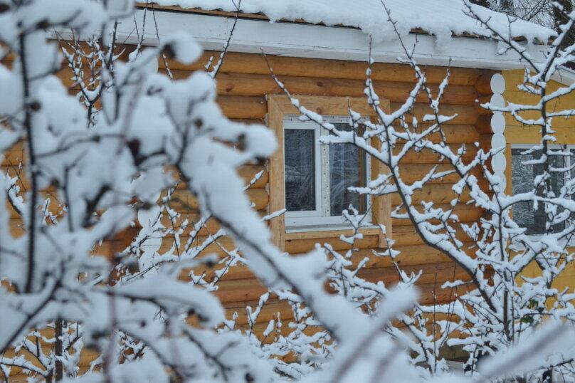 домик, карельская, 3 на 1 комнату - Фотография 12