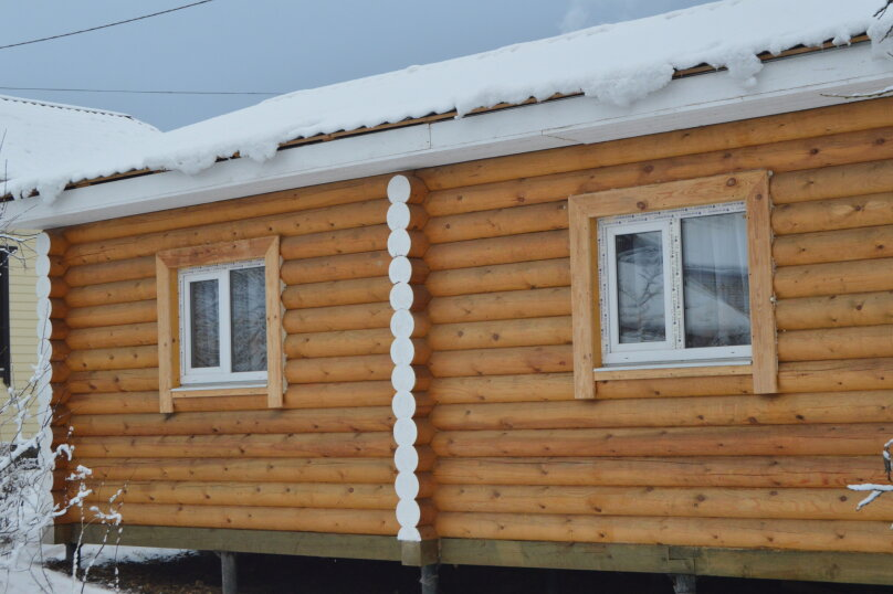 домик, карельская, 3 на 1 комнату - Фотография 14