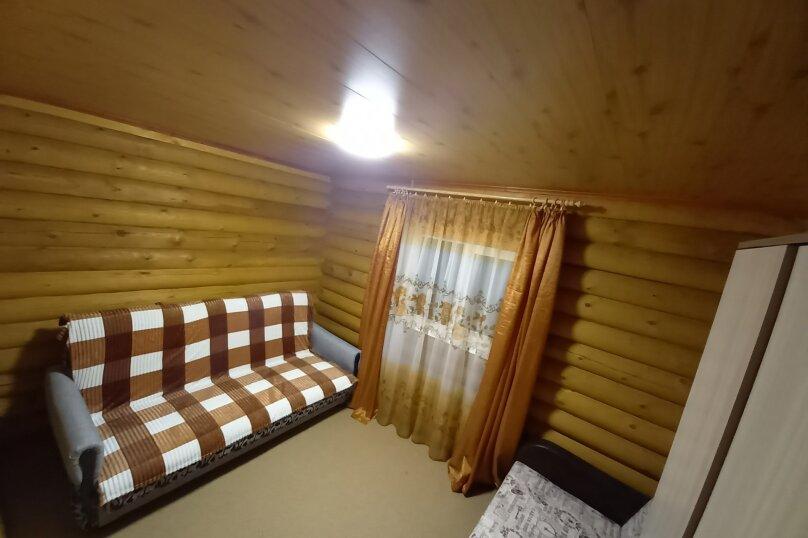 домик, карельская, 3 на 1 комнату - Фотография 16