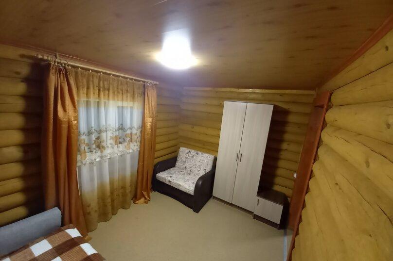 домик, карельская, 3 на 1 комнату - Фотография 17