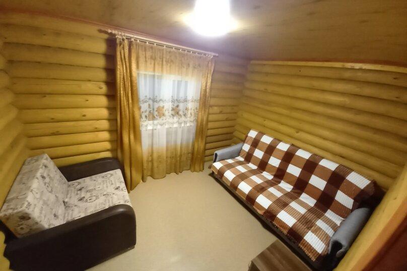 домик, карельская, 3 на 1 комнату - Фотография 18