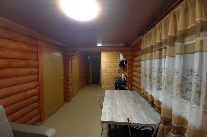 домик, карельская, 3 на 1 комнату - Фотография 19