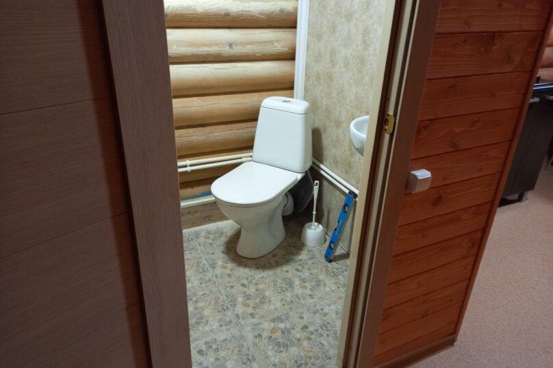домик, карельская, 3 на 1 комнату - Фотография 22