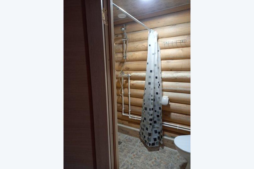 домик, карельская, 3 на 1 комнату - Фотография 23