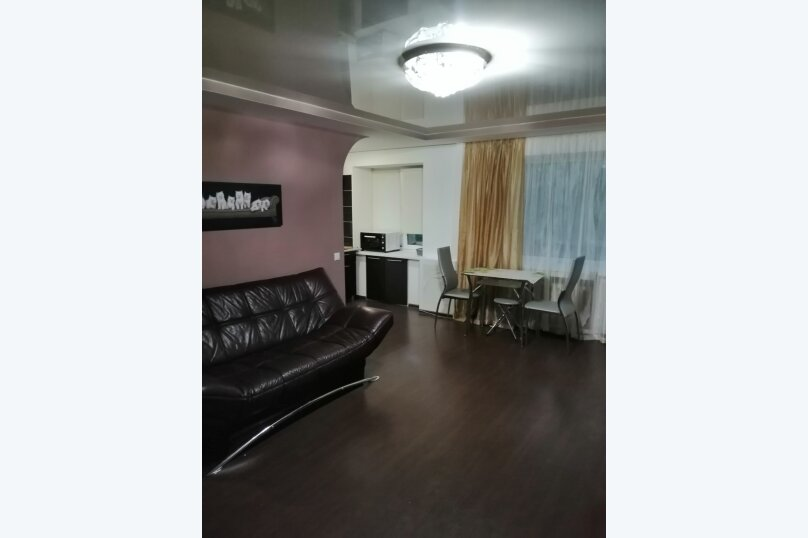 2-комн. квартира, 45 кв.м. на 5 человек, улица Крылова, 14, Нижний Новгород - Фотография 4