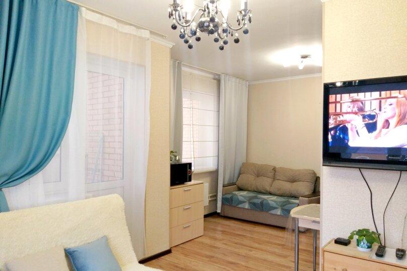 1-комн. квартира, 33 кв.м. на 4 человека, проспект Ленина, 52, Новороссийск - Фотография 1