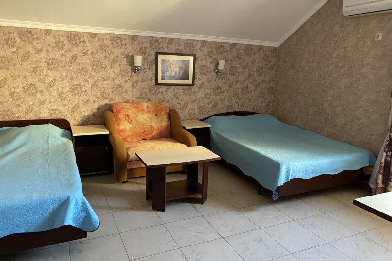 Трехместный номер без балкона, Южный проспект, 31, Витязево - Фотография 1
