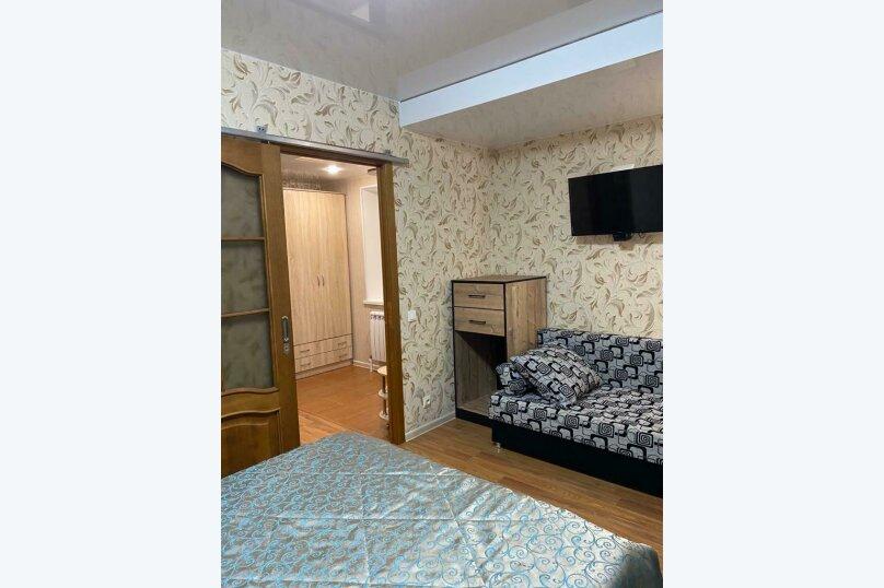1-комн. квартира, 26 кв.м. на 3 человека, Терская улица, 96, Анапа - Фотография 10