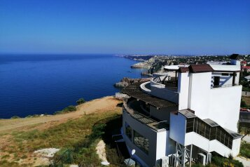 1-комн. квартира, 21.4 кв.м. на 2 человека, Фиолентовское шоссе, 134к1, Севастополь - Фотография 1