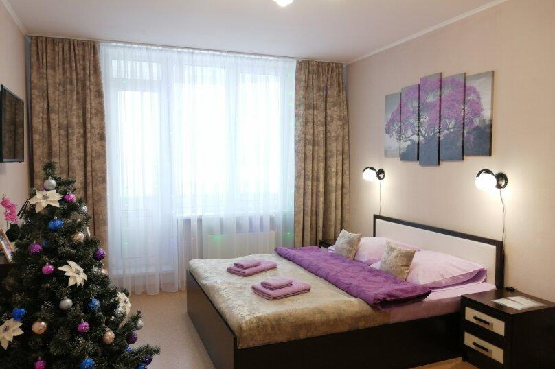 1-комн. квартира, 38 кв.м. на 2 человека, Профсоюзная улица, 4, Подольск - Фотография 4