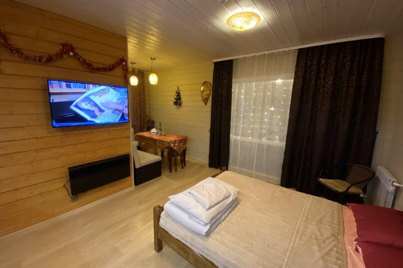 """Гостевой дом """"Pine Land"""", Суоярвская, 65 на 3 комнаты - Фотография 253"""