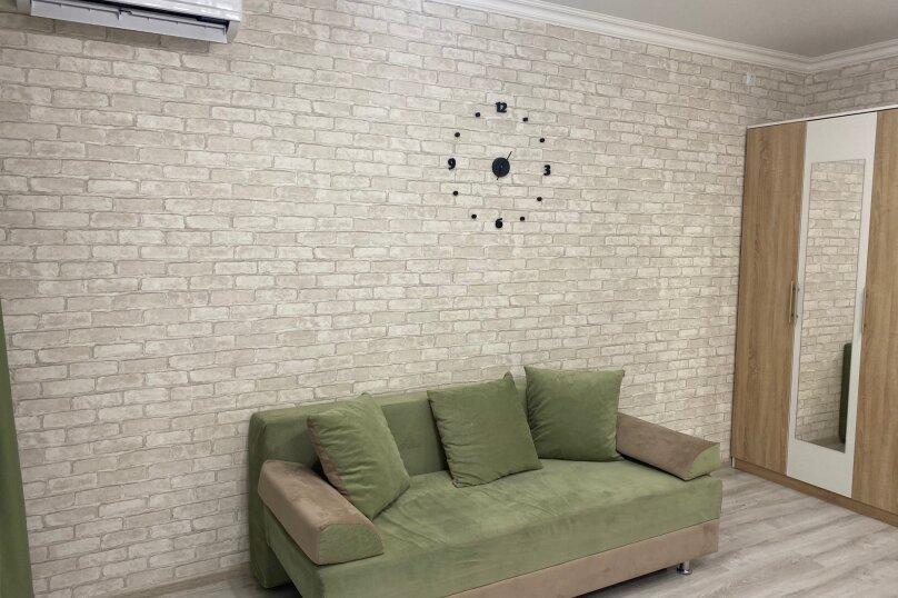 1-комн. квартира, 25 кв.м. на 2 человека, Нагорный тупик, 13Б, Адлер - Фотография 4