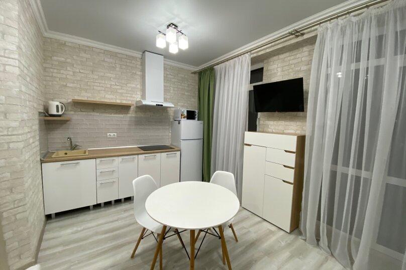 1-комн. квартира, 25 кв.м. на 2 человека, Нагорный тупик, 13Б, Адлер - Фотография 1