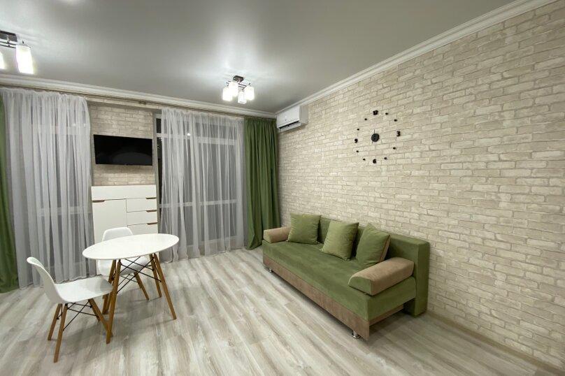 1-комн. квартира, 25 кв.м. на 2 человека, Нагорный тупик, 13Б, Адлер - Фотография 11