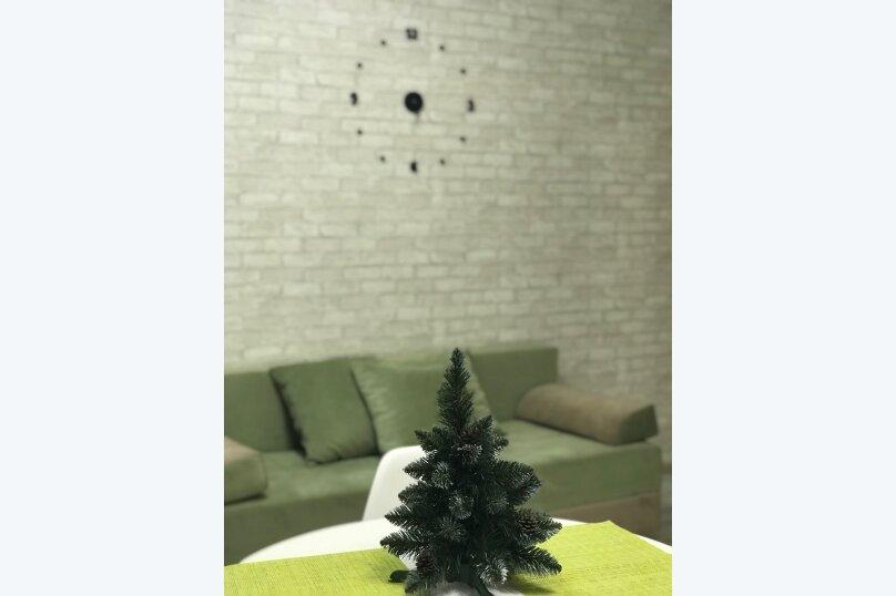 1-комн. квартира, 25 кв.м. на 2 человека, Нагорный тупик, 13Б, Адлер - Фотография 15
