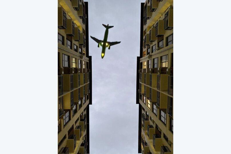 1-комн. квартира, 25 кв.м. на 2 человека, Нагорный тупик, 13Б, Адлер - Фотография 23